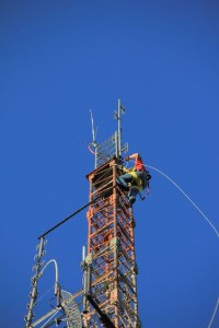 tower work